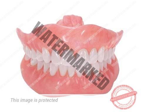 7 1 - دندان مصنوعی فلیپر یا تکه ای