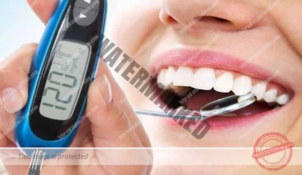 دیابت و بیماری لثه