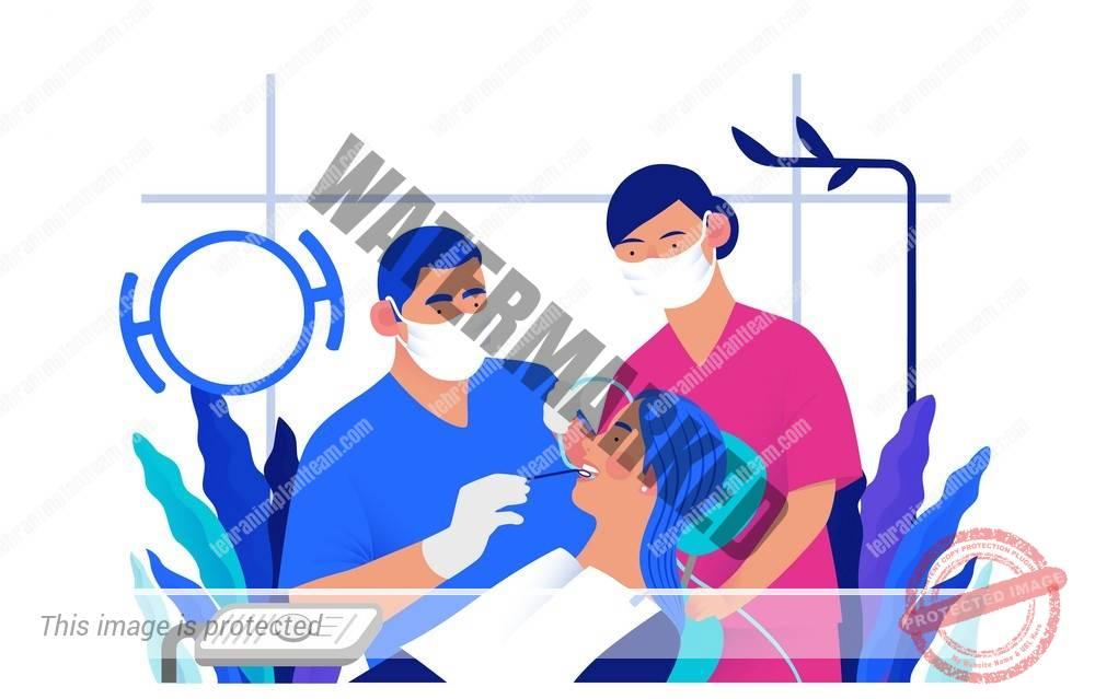 دکتر عباس گشاده رو بهترین جراح لثه تهران